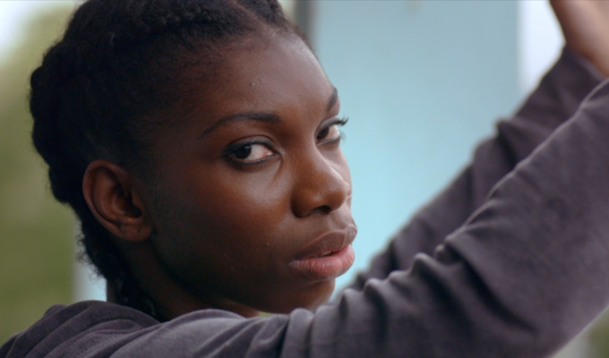 Movie musical for Chewing Gum star | Michaela Coel starts filming Been So Long