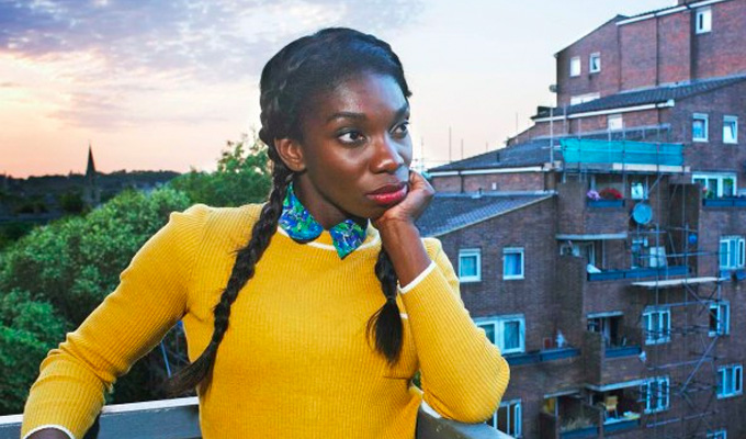 Michaela Coel to deliver an 'agenda-setting' speech to the TV industry | Chewing Gum creator to give the Mactaggart Lecture
