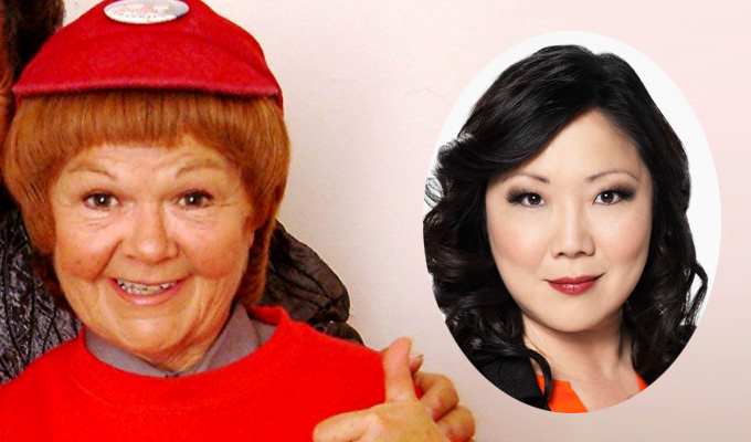 AbFab movie 'is racist' | Margaret Cho blasts Janette Krankie's yellowface