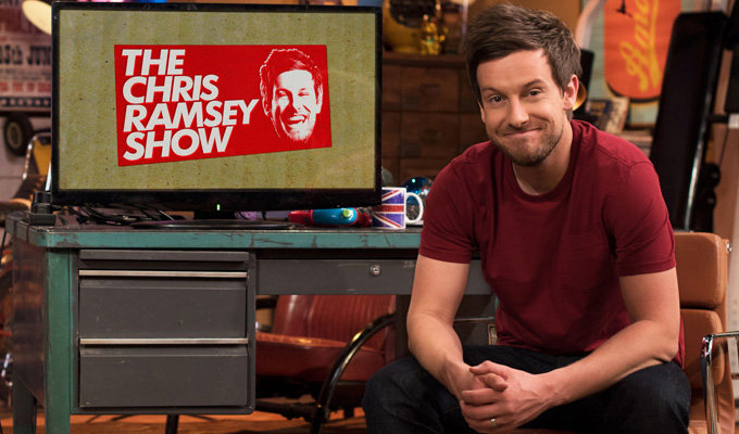 The Chris Ramsey Show | TV review by Steve Bennett