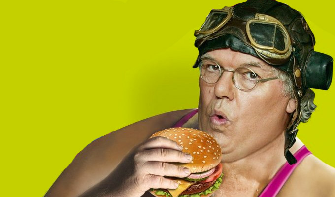 Roy Chubby Brown: Don't Get Fit Get Fat