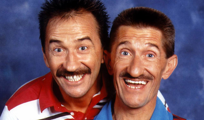 Give the Chuckle Brothers a square deal! | Call for Rotherham Council to name a public space after the comedy duo