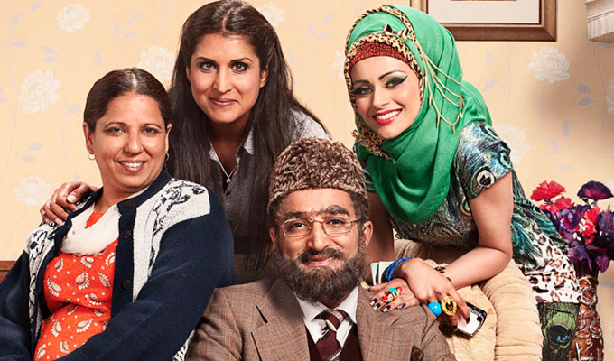 Another series? Yes we Khan! | BBC orders another series from Adil Ray