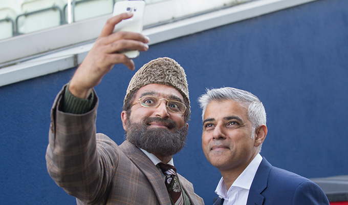 A couple of Khans | London mayor to appear in Citizen Khan