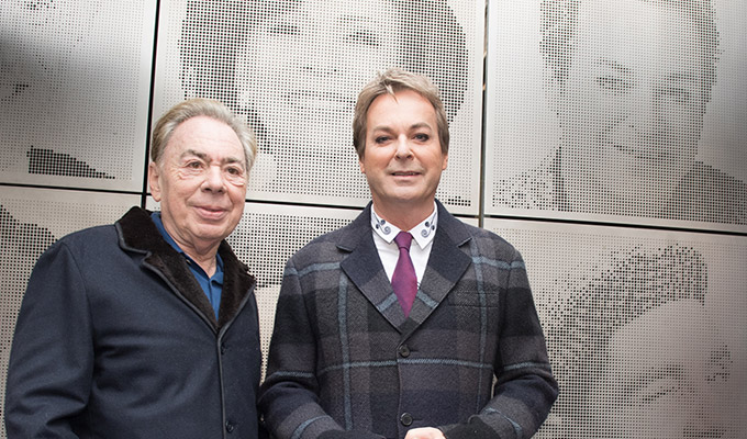 Julian Clary joins London Palladium wall of fame | First new performer to be added