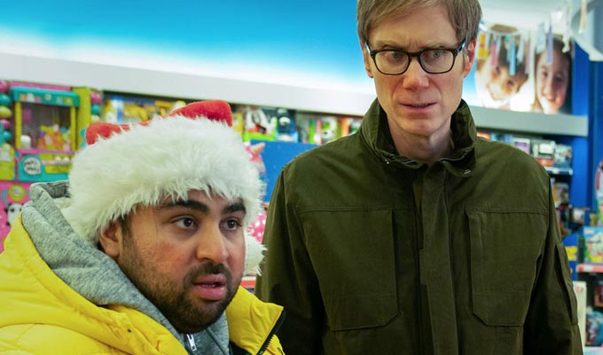 'Of all The Office rip-offs, People Just Do Nothing is one of the best' | Stephen Merchant and Asim Chaudhry interviewed