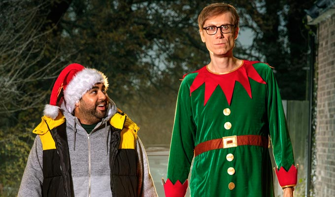 BBC blasted for its male-dominated Christmas | Festive comedy output shows a huge gender bias
