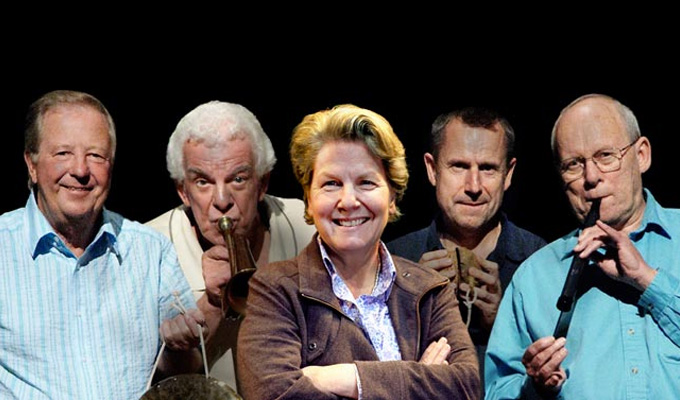 Toksvig to host I'm Sorry I Haven't A Clue | A tight 5: December 18