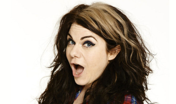 The BBC rejected it as they already had a sitcom with women in it... | Caitlin Moran on her C4 show Raised By Wolves