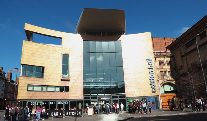Venue to ditch slave trader's name | All change at Bristol's Colston Hall