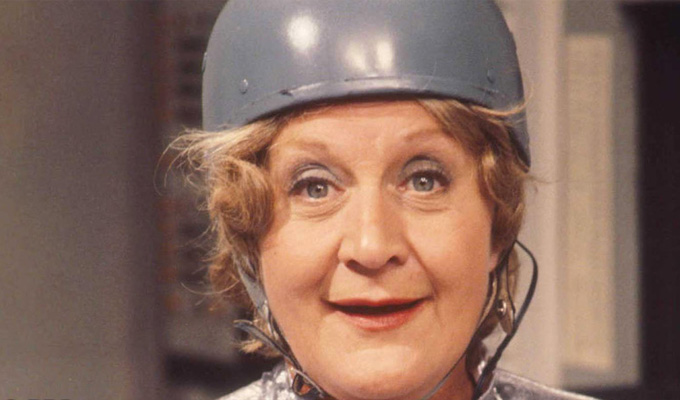 Remember when Mollie Sugden was an astronaut? | Try the Tuesday Trivia quiz