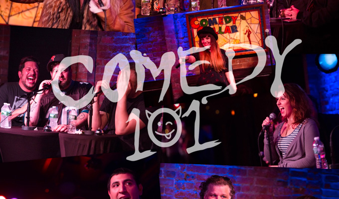 Comedy 101 | Gig review by Steve Bennett at Just For Laughs, Montreal