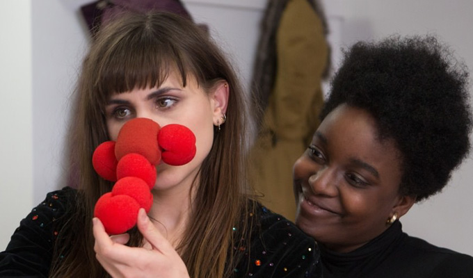 New comics join Red Nose Day | Online videos from rising stars