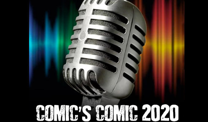 Comics' Comic Award | Winners are selected by jobbing comedians
