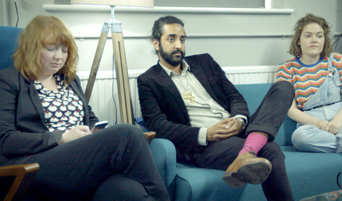 Web comedy Content moves to TV | Series snapped up by London Live