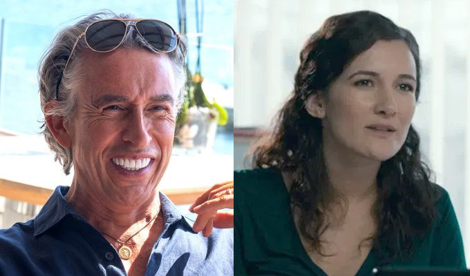 Steve Coogan and Sarah Solemani to star in #MeToo satire | Channel 4 series about a sleazy movie producer