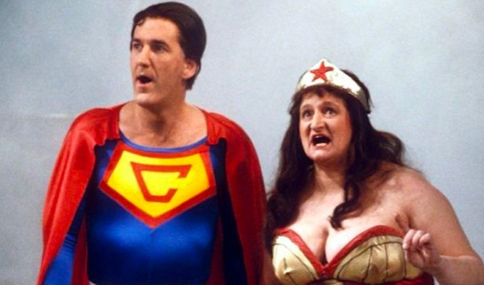 Goodbye Blunderwoman | Bella Emberg dies at 80