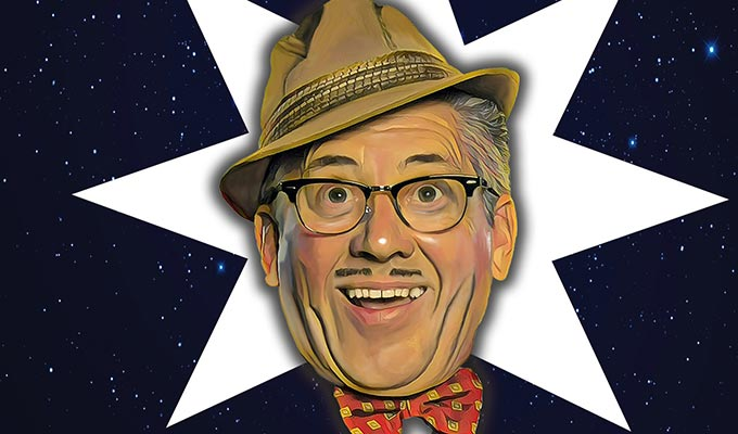 Count Arthur Strong: Is There Anybody Out There?