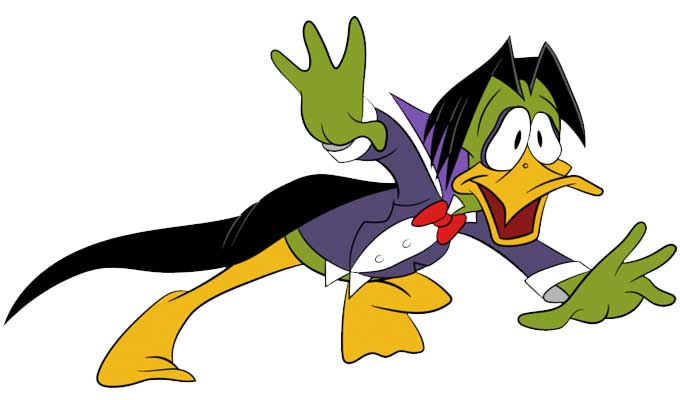 Who voiced Count Duckula? | Face the terrors of our Tuesday Trivia Quiz, Halloween edition