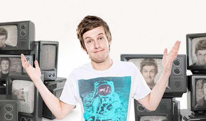 Chris Ramsey: The Most Dangerous Man On Saturday Morning Television
