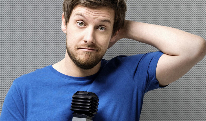 Chris Ramsey shoots Comedy Central pilot | Based around social media