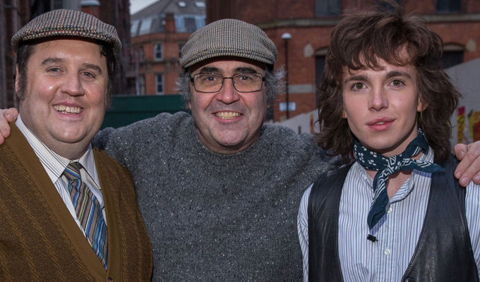 Official: Peter Kay to play Danny Baker's dad | Cockney role for the Bolton comic
