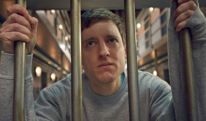 BBC shuts the door on Crims | Prison sitcom axed after one series