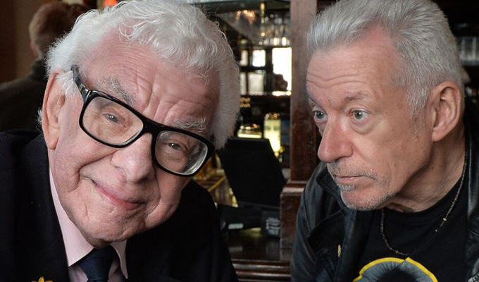Barry Cryer and Ronnie Golden: Just the Two at Six