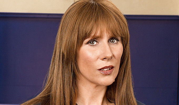 New TV comedy for Catherine Tate | ...with Miles Jupp as her husband