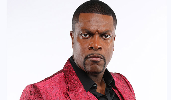 Chris Tucker adds a second London gig | Rush Hour star doubles down