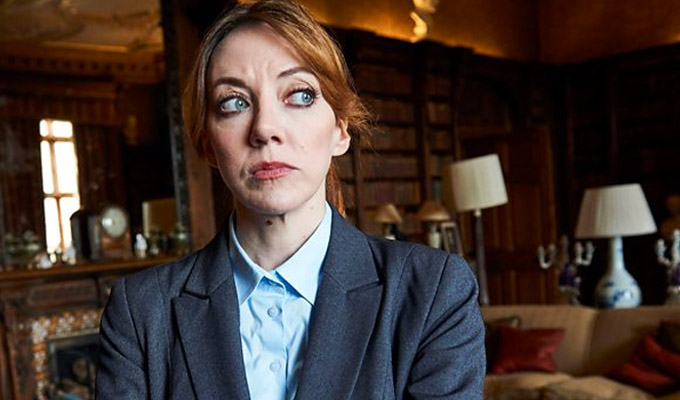 Philomena Cunk's back! | Diane Morgan's character returns for a round-up of 2019