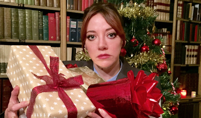 The 12 quotes of Christmas | From Philomena Cunk