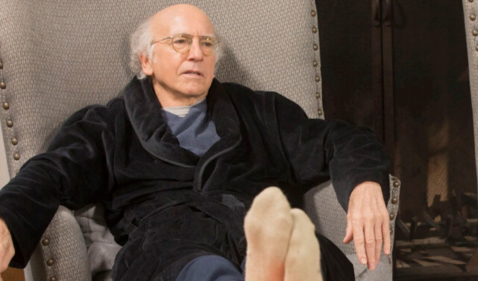 Curb Your Enthusiasm won't be curbed | Tenth series coming in 2018