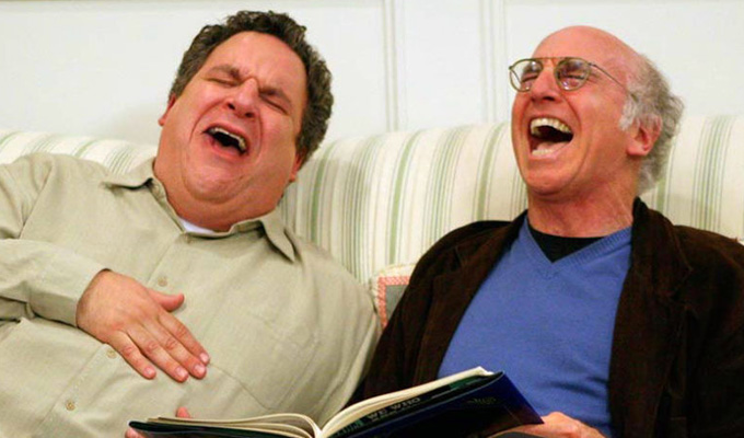 Curb Your Enthusiasm: The movie? | Jeff Garlin says it's likely