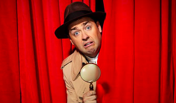 It's Curtains for Jason Manford | Comic to star in new musical comedy tour