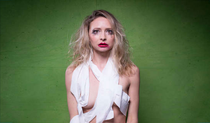 Courtney Pauroso: Gutterplum | Edinburgh Fringe review by Steve Bennett