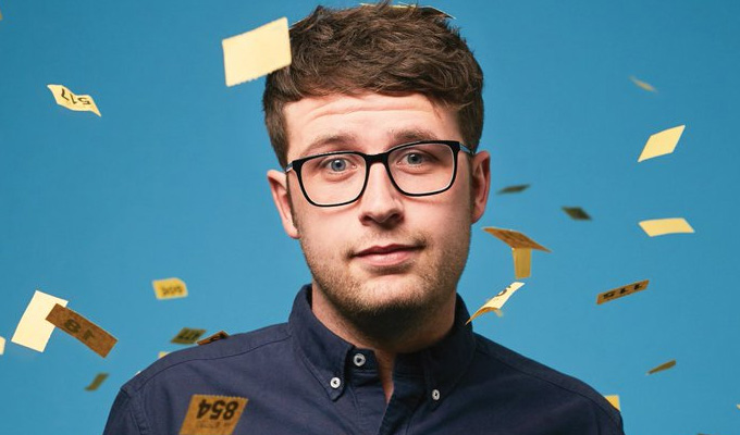 Chris Washington: Dream Big (Within Reason) | Edinburgh Fringe comedy review by Jay Richardson