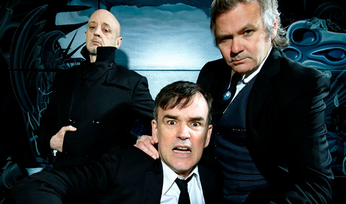 'Divine and hilarious chaos' | Doug Anthony All Stars pick their Perfect Playlist