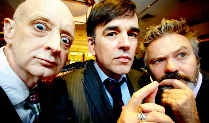 The Doug Anthony All Stars (DAAS) Live on Stage!