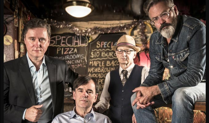 When comedy's young punks got old | New documentary about the Doug Anthony Allstars