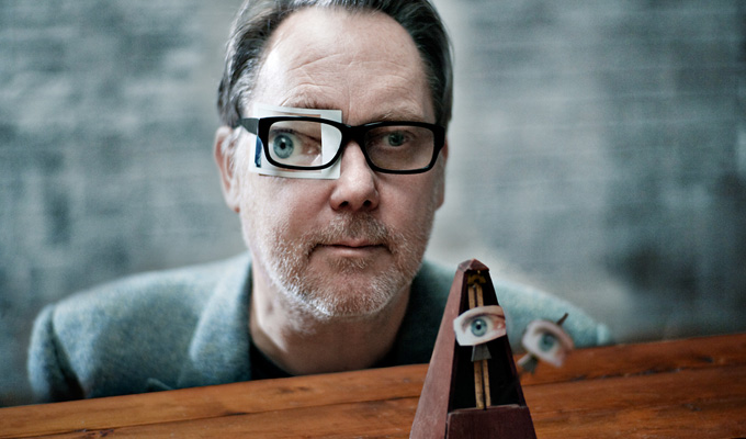 Vic Reeves goes gaga for Dada | Comic makes art documentary for BBC Four