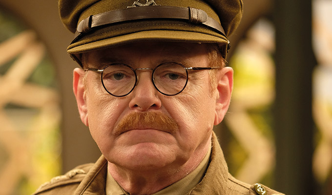Go easy on us for remaking Dad's Army! | Kevin McNally on playing Captain Mainwaring