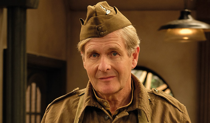 We're never going to be as good as the originals... | Robert Bathurst on playing Sergeant Wilson in the Dad's Army remake