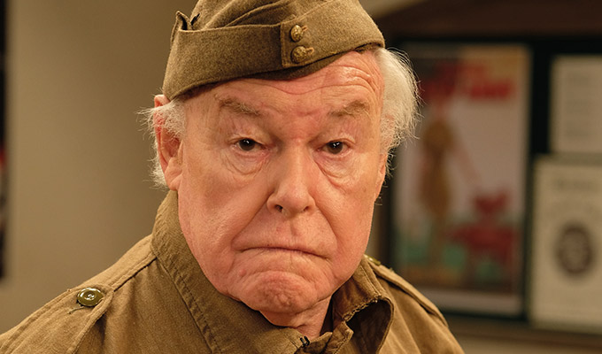 I wouldn't be here if it wasn't for Godfrey | Timothy West on his role in the Dad's Army remake