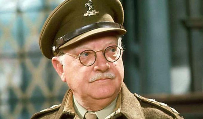 What was Captain Mainwaring's first name? | Try our Tuesday Trivia Quiz