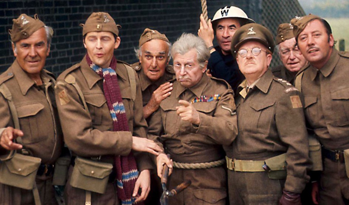 Dad's Army gets a blue plaque | ...at the hotel where cast used to stay
