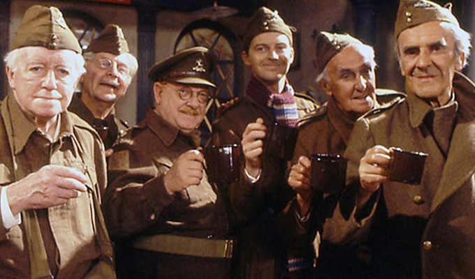 How Dad's Army came to be.... | New BBC Two drama tells the story