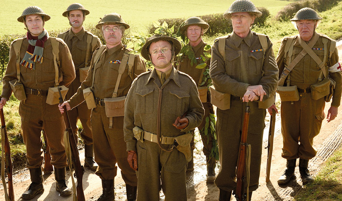 Release date for Dad's Army film | A tight 5: December 10