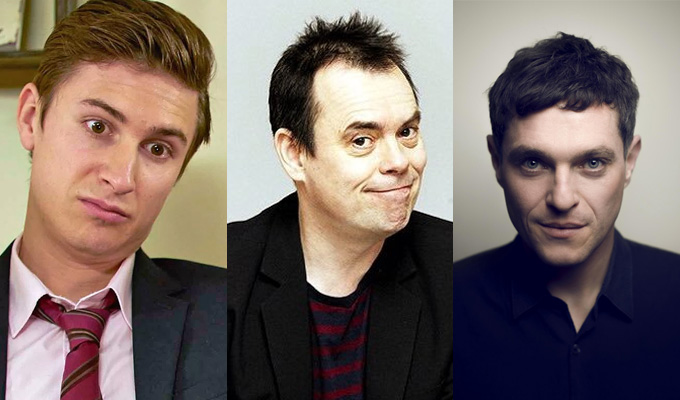 Comedians join Dad's Army cast | Tom Rosenthal. Kevin Eldon and Mathew Horne sign up for the platoon