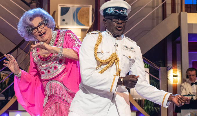 It's the Edna Of The Year show | The best of the week's comedy on TV and radio